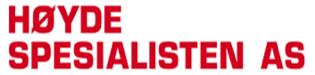 Høydespesialisten logo