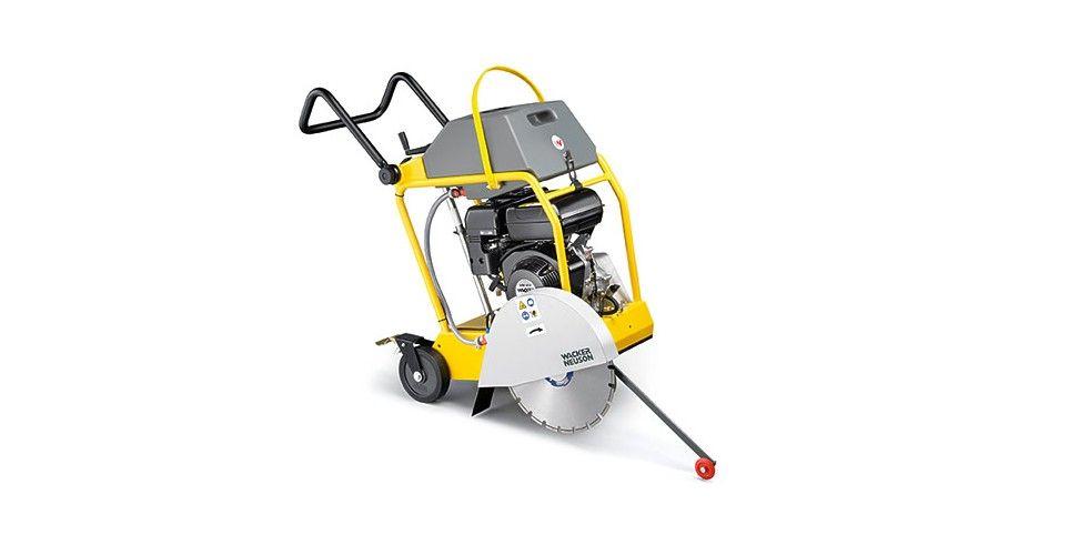Asfalt-/betongsag – Ø-450 – Hjul