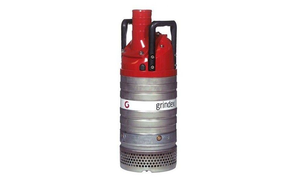 4″ lensepumpe – 1740 ltr. – 230v/400v