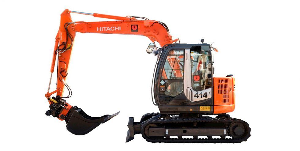8,5 tonner – Minigraver
