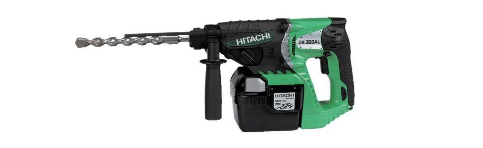 Bor- og Meiselhammer – Batteri