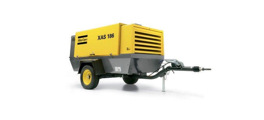 9,5m³ kompressor