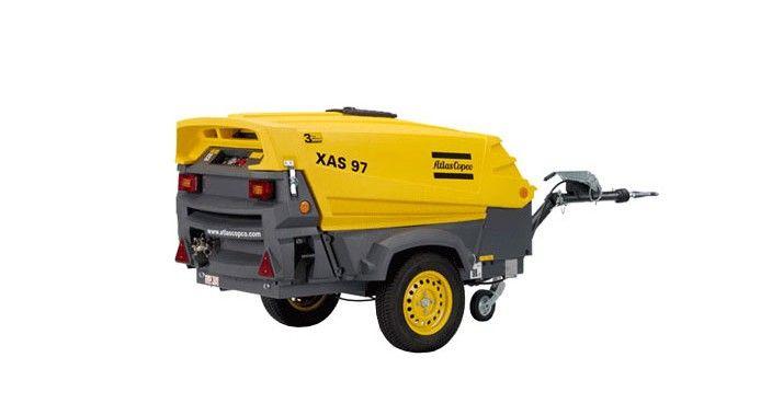5,3m³ kompressor
