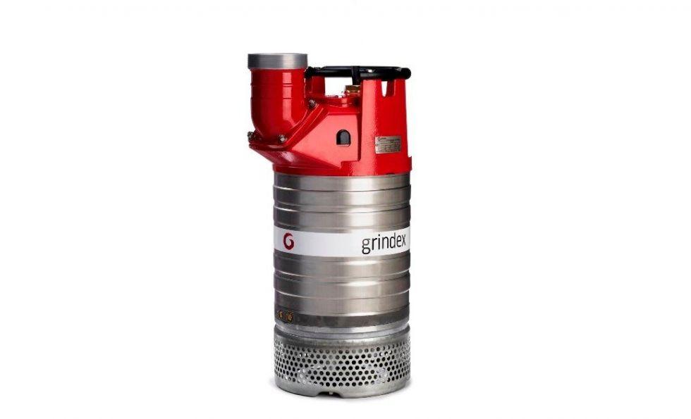 6″ Lensepumpe – 5600 ltr. – 400v