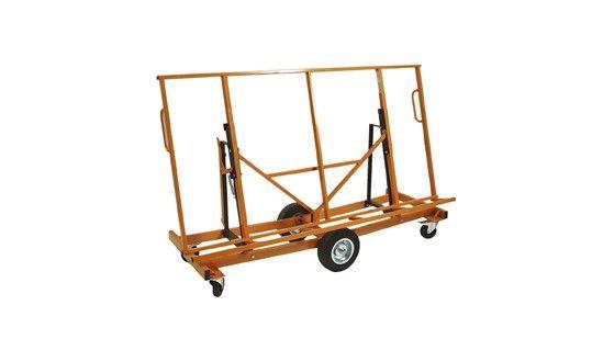 Platevogn / Arb.bord – 450 kg
