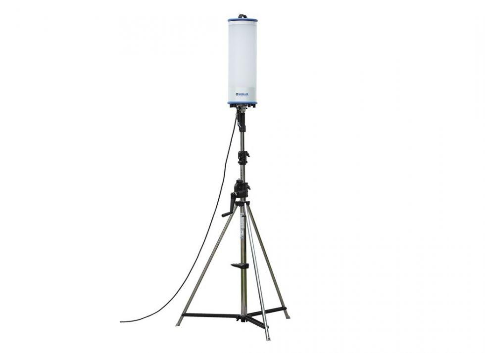 Lysmast – 360° Belysning – 440w