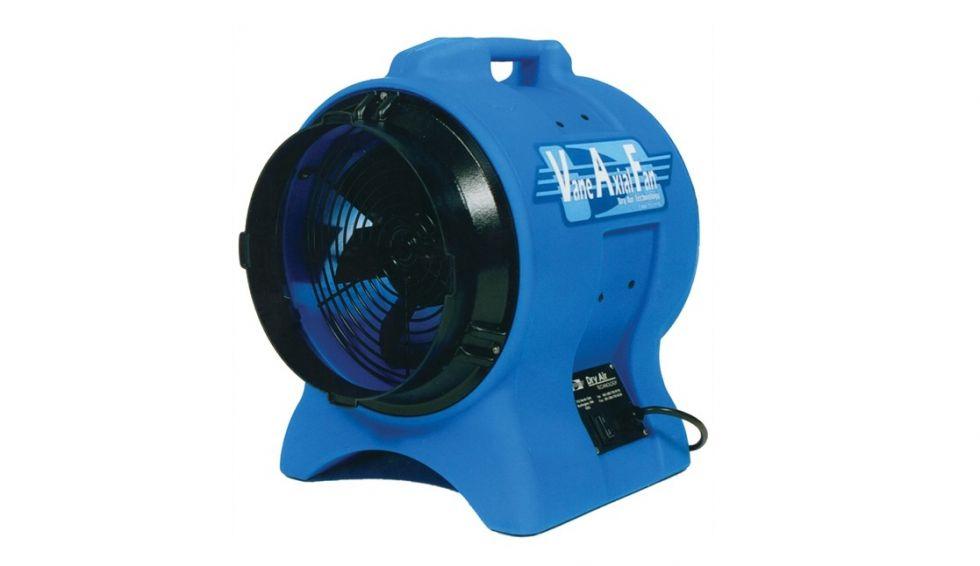 Ventilator – 3700 m³/t.