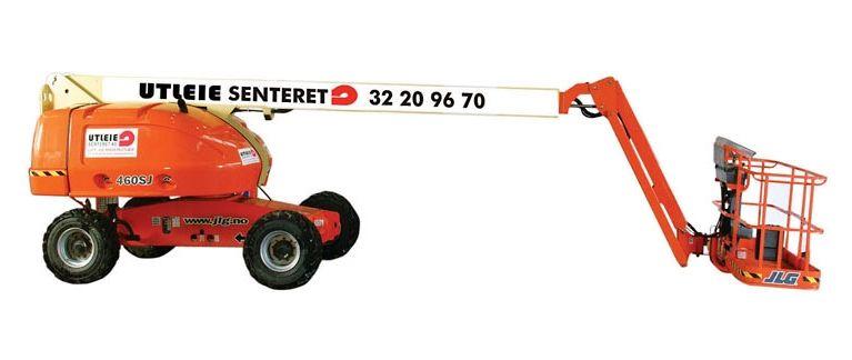 16m Bomlift – 230 kg i kurv